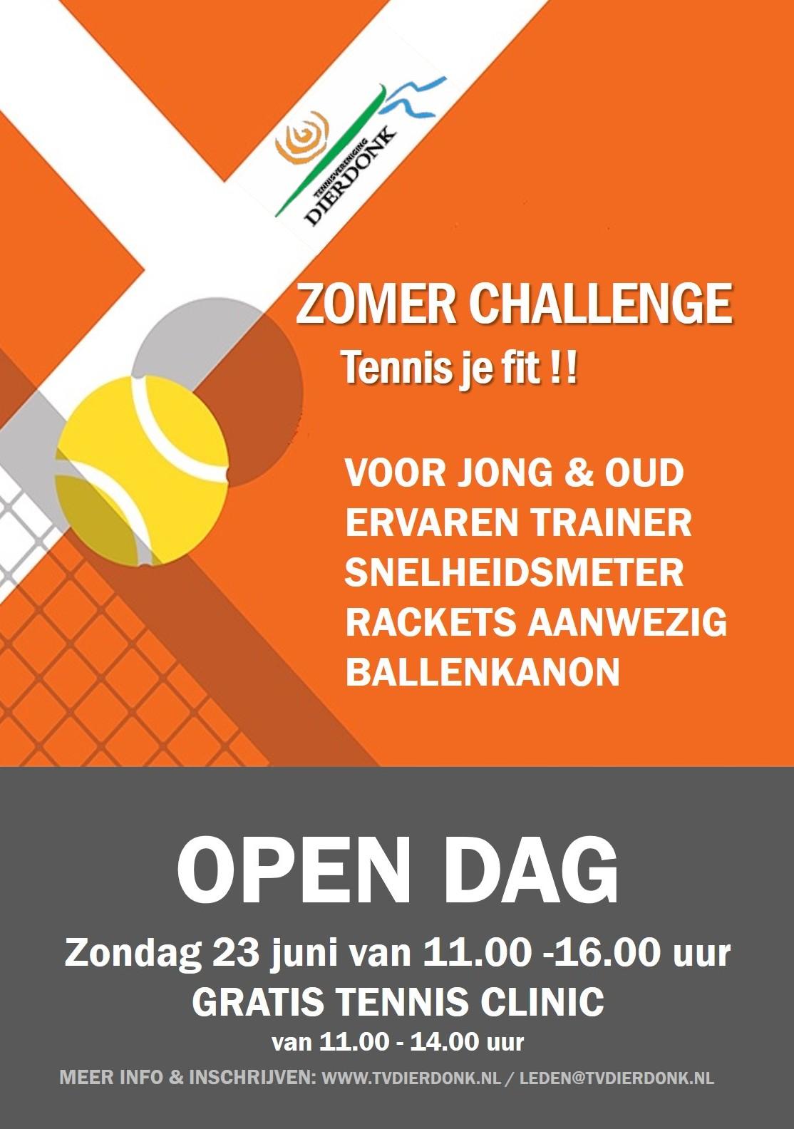 FLyer Zomer Challenge def